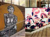 Tattoo Wall Digital Murals Sm Aura Launches Art In Aura at Bonifacio Global City