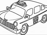 Taxi Coloring Page Taxi Coloring Pages to Download and Print Brilliant Page