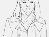 Taylor Swift Black and White Coloring Pages Taylor Swift Coloring Pages to Print