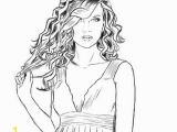 Taylor Swift Black and White Coloring Pages Taylor Swift is so Amazing Coloring Page Color Luna In