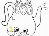 Tea Kettle Coloring Page 262 Best Kids Shopkins Coloring Pages Images
