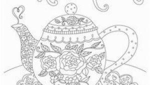 Tea Kettle Coloring Page 572 Best Meg S Color Pages Images