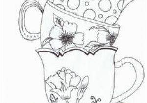 Tea Kettle Coloring Page 91 Best to Color Food & Household Stuff Images On Pinterest