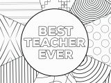 Teacher Appreciation Coloring Pages Printable Best Teacher Coloring Cards – Jboyle
