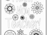 Teacher Appreciation Coloring Pages Printable Teacher Appreciation Colouring Picture Free Printable