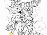 Teacup Chihuahua Coloring Pages Day Of the Dead Coloring Pages Dogs Sugar Skull Chihuahua