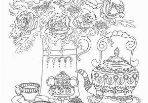 Teacup Coloring Pages to Print Omeletozeu Colour Pencils