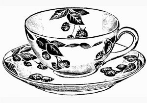 Teacup Coloring Pages to Print Teapot Coloring Page Printable