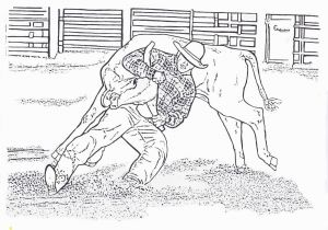 Team Roping Coloring Pages Rodeo Horse Coloring Pages Vbs Ideas Pinterest