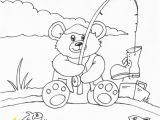 Teddy Bear Coloring Pages for Kids Coloring Pages Printable Pyography