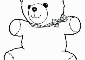 Teddy Bear Coloring Pages for Kids Teddy Bear Coloring Pages Free Printable the Following is