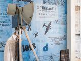 Teen Boy Wall Mural Szelf Wallpaper Collection Stoer for Boys Oz 3172