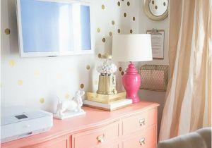 Teenage Girl Bedroom Wall Murals Polka Dot Wall Decals House