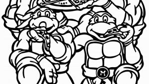 Teenage Mutant Ninja Turtles Coloring Pages Nickalodeon Coloring Pages to Print