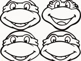 Teenage Mutant Ninja Turtles Faces Coloring Pages Teenage Mutant Coloring Pages New Teenage Mutant Ninja Turtles Raphael
