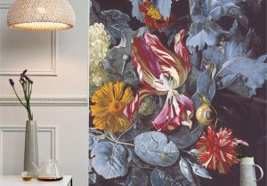 Teenage Wall Murals Uk A Vase Of Flowers with A Watch Mural by Willem Van Aelst