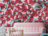 Temporary Wall Murals Funky Jungle Wallpaper Self Adhesive Wall Mural Removable