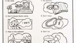 Ten Commandments Coloring Pages Catholic Ten Mandments Wall Chart Sunday School Pinterest