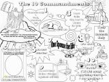 Ten Commandments Coloring Pages Coloring Pages Lesson Kids for Christ Bible Club Ten Mandments