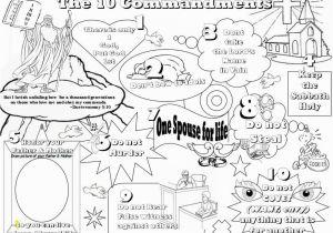 Ten Commandments Coloring Pages Coloring Pages Lesson Kids for Christ Bible Club Ten Mandments
