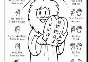 Ten Commandments Coloring Pages Moses Ten Mandments Coloring Pages and the Ten Mandments Bible