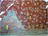 Teotihuacan Murals Painting In the Americas before European Colonization