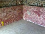 Teotihuacan Murals Palacio De Los Jaguares Teotihuacan Pinterest