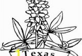 Texas Bluebonnet Coloring Page Bluebonnet Clip Art Google Search Tattoo Ca Tx Pinterest