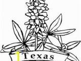 Texas Bluebonnet Coloring Page Bluebonnet Clip Art Google Search Tattoo Ca Tx Pinterest