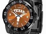 Texas Longhorns Coloring Pages Texas Longhorns Fantom Sport Anochrome Men S Watch