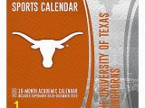 """Texas Longhorns Coloring Pages Turner Licensing Ncaa 16 Month Academic Wall Calendar 12"""" X 12"""" Texas Longhorns September 2019 to December 2020 Item"""