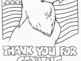 Thank You Coloring Pages for soldiers Memorial Day Coloring Pages Free and Printable