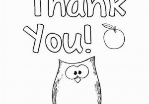 Thank You Coloring Pages Print Thank whoo Thank You Coloring Page Twisty Noodle