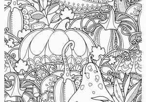 Thanksgiving Basket Coloring Pages Fall Pumpkins Berries and Leaves Coloring Page • Free