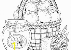 Thanksgiving Basket Coloring Pages Imágenes Fotos De Stock Y Vectores sobre Coloring Pages