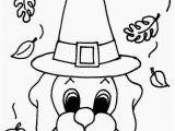 Thanksgiving Coloring Pages Free Ausmalbild Fisch