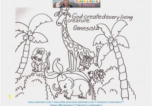 The Creation Coloring Pages for Children 19 Beautiful the Creation Coloring Pages for Children