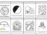 The Creation Coloring Pages for Children 6 Days Of Creation Pictures