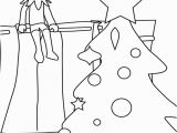 The Elf On the Shelf Coloring Pages Elf On the Shelf Coloring Pages