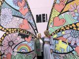 The Gulch Nashville Wall Murals Taylor Swift and Kelsey Montague Nashville Mural