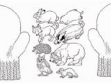 The Hat by Jan Brett Coloring Pages 13 Inspirational Jan Brett Coloring Pages
