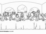 The Last Supper Coloring Pages Printable 30 the Last Supper Coloring Pages Printable