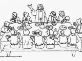The Last Supper Coloring Pages Printable October 2018