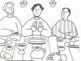 The Last Supper Coloring Pages Printable the Last Supper Coloring Pages Printable Last Supper Coloring Page