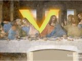The Last Supper Mural Does the Last Supper Really Have A Hidden Meaning