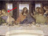 The Last Supper Mural File Da Vinci the Last Supper Detail Da Vinci Code Wikimedia