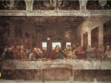 The Last Supper Mural Seeing Da Vinci S the Last Supper In Milan