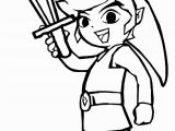 The Legend Of Zelda Coloring Pages Printable Zelda Coloring Pages for Kids