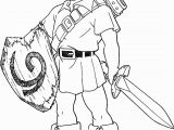 The Legend Of Zelda Coloring Pages Zelda From Ocarena Time Free Colouring Pages