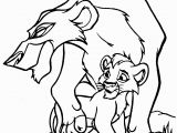 The Lion King Coloring Pages Free 2111 Lion King Free Clipart 15